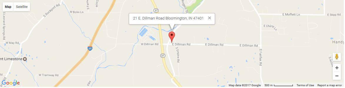 Quality Fireworks 21 E. Dillman Road Bloomington Indiana 47401